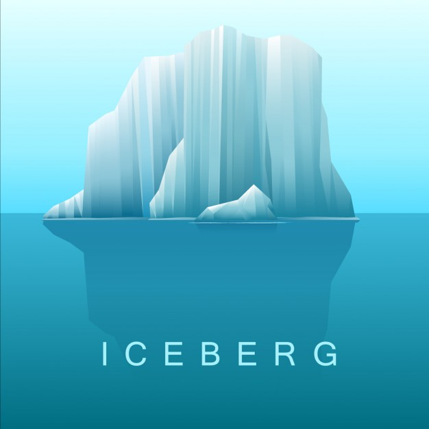 Iceberg Insulation