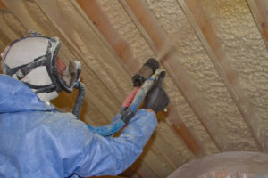 Houston Spray Foam Technician