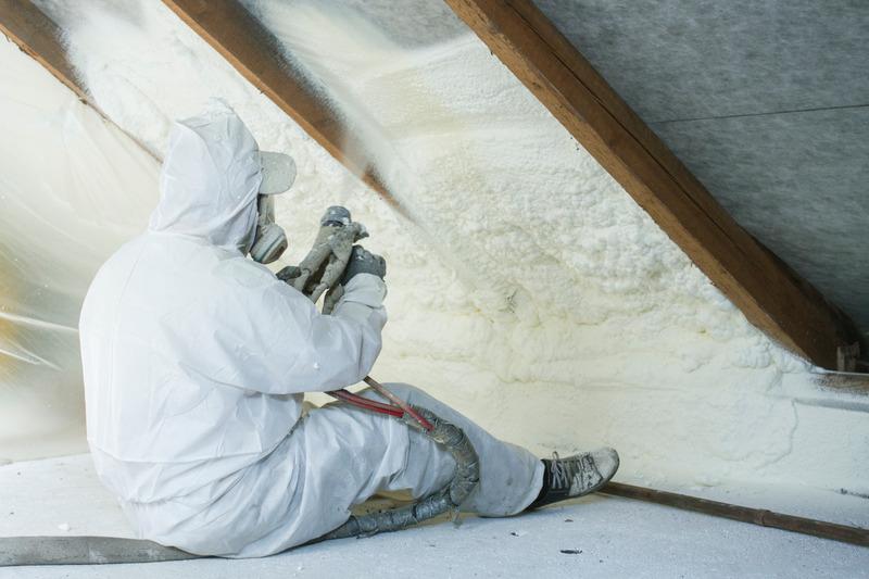spray polyurethane foam for roof